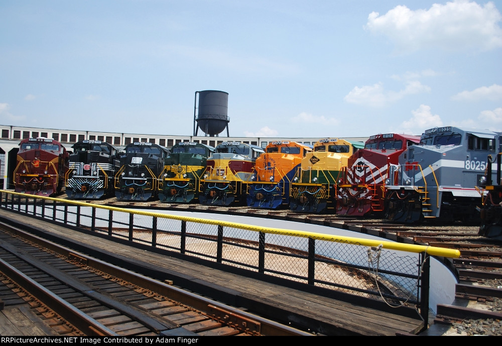 The Conrail Family
