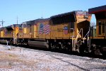 UP 4956 - Union Pacific