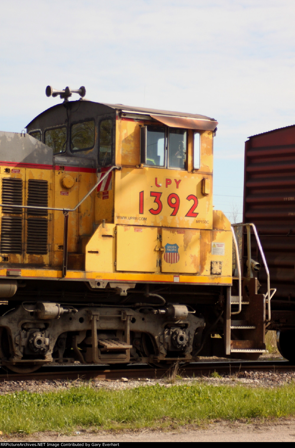 UPY 1392 - Union Pacific