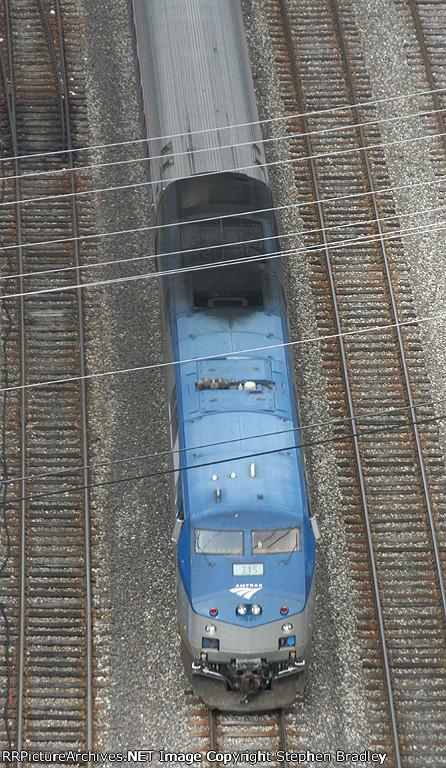 Amtrak train 286