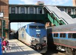 Amtrak train 244