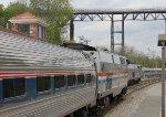 Empire Service train 233