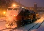 New Haven engine