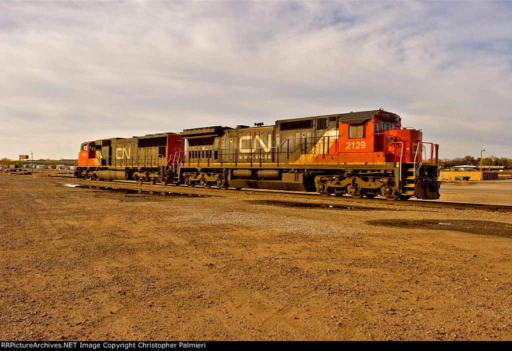 CN 2129 and CN 5709