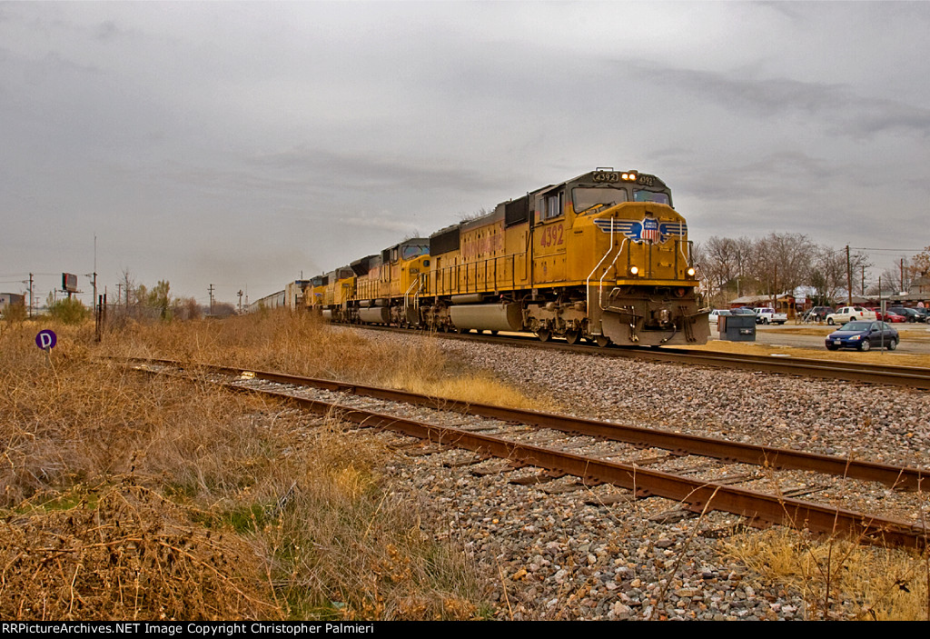 UP 4392 Leads MNPFW-26