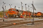 BNSF 6307 and BNSF 9292