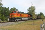 BNSF 4461 - Burlington Northern Santa Fe