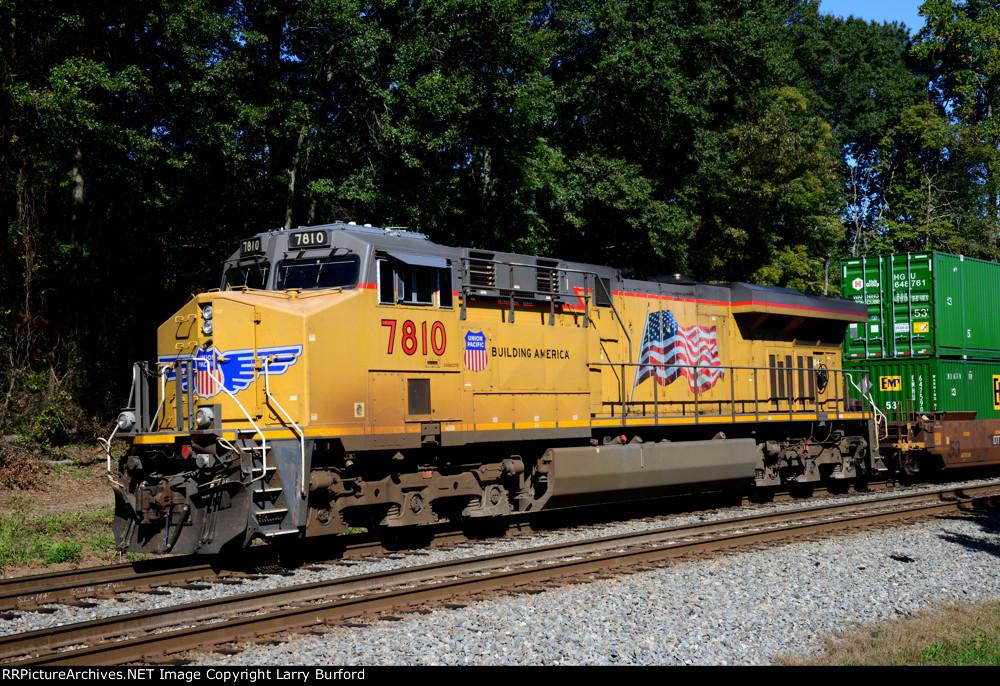 Union Pacific 7810