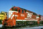 TP&W GP40 1000