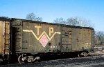TP&W 1001
