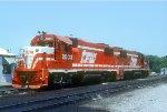 TP&W GP38-2 2003