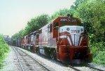 TP&W GP38-2 2005