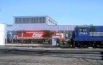 TP&W GP38-2 2008