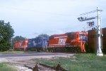 TP&W GP38-2 2009