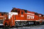 TP&W GP35 901