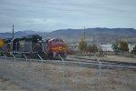 CSX 8901 & BNSF 125