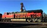 BNSF 7081