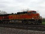 BNSF 4508