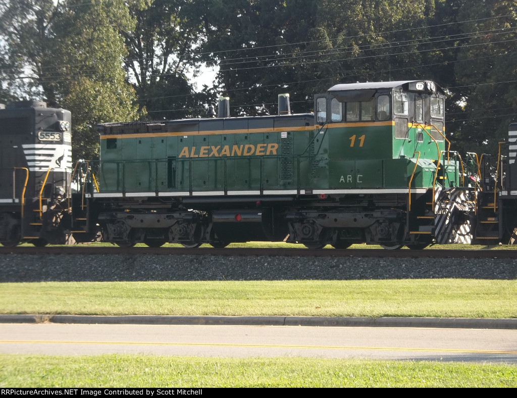Alexander #11