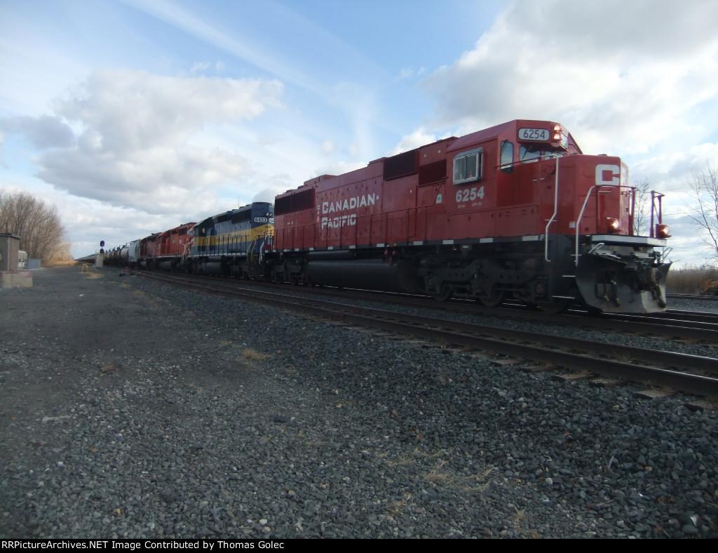 Four SDs lead ethanol train