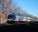 NJT 4511 NJT 4534 Test Train