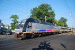 NJT 4534 On Chelsea Ave