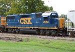 CSX 2666 on M742