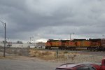BNSF 4621 & 4310