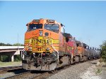 BNSF C44-9W 5394