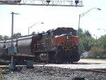 BNSF C44-9W 962