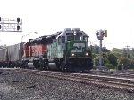 BNSF GP50 3122