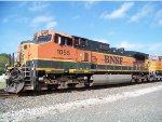 BNSF C44-9W 1055