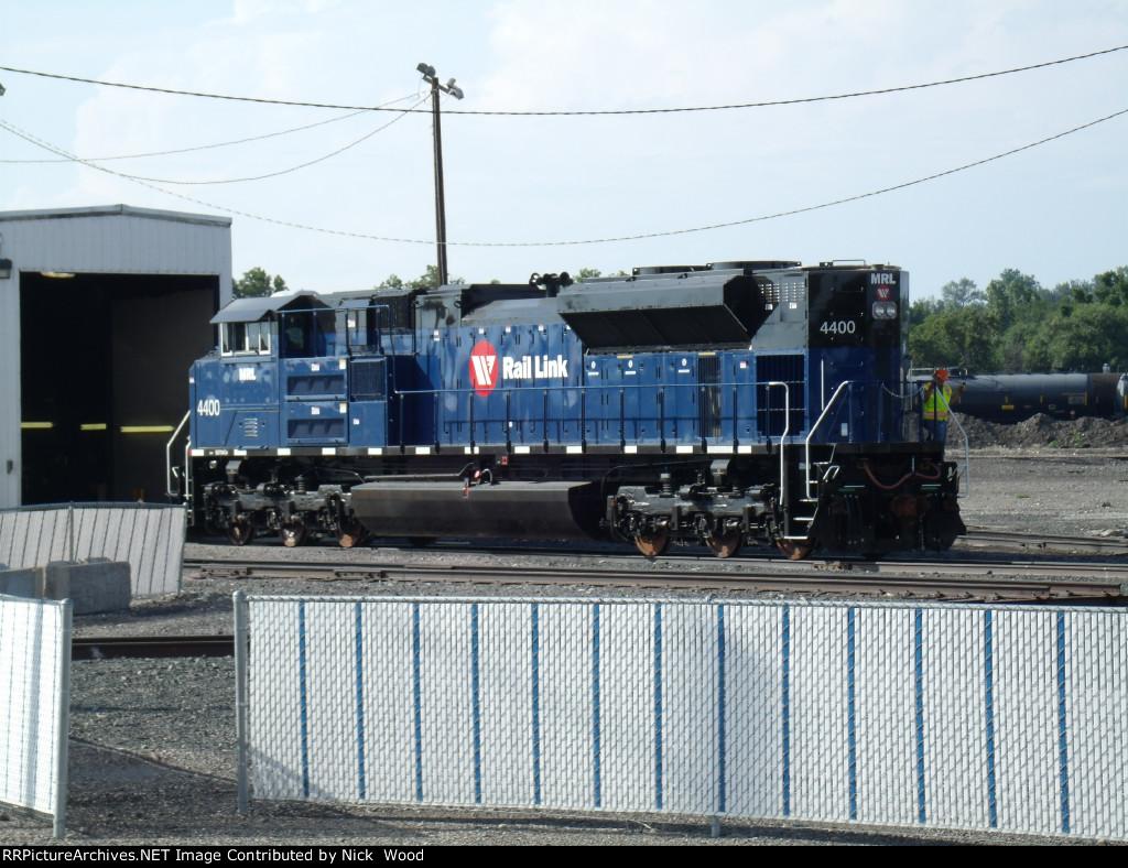 Montana Rail Links Newest ACE's