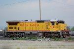 Union Pacific C40-8 In Montana?..