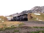 Montana Rail Link's 4303