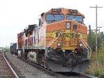 BNSF C44-9W 4602