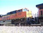 BNSF SD70ACe 9141