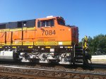 BNSF ES44C4 7084