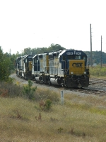 CSX 6486,2299,6974,2344 AND 6121