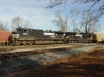 NS power on CSX