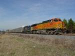 BNSF 5460 (CSX Q255-09)
