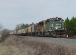 BNSF merger consist on CSX