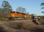 BNSF 5168 (CSX K929-16)
