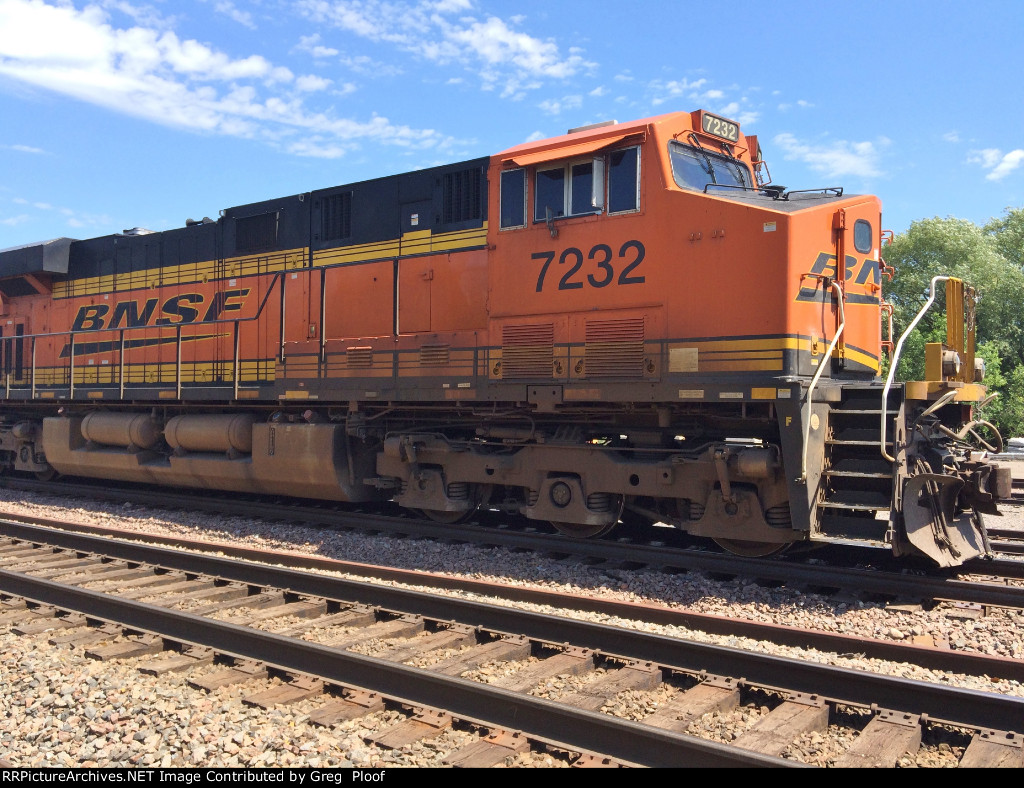 BNSF 7232