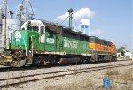 BNSF 2911