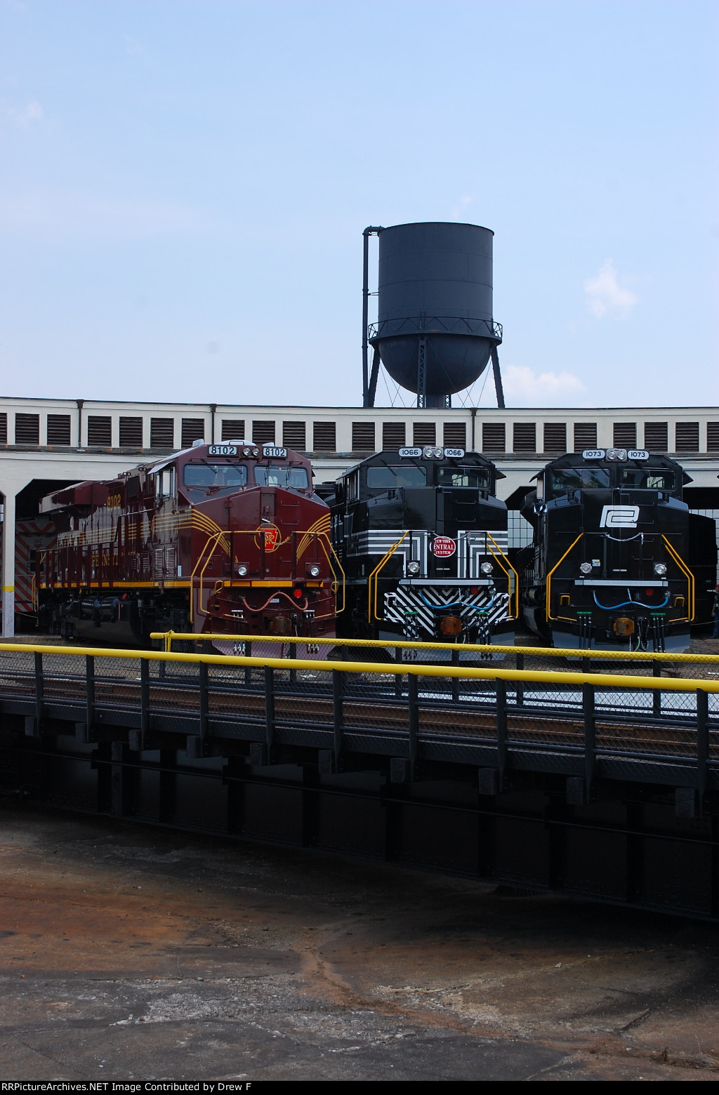 PRR, NYC, and PC