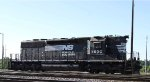 NS 1630 is the remote controlled yard engine at Pomona