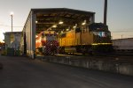 Tacoma Rail & Union Pacific power