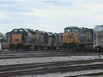 CSX Cayce Yard