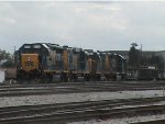 CSX EMDs